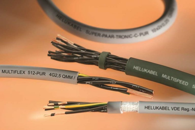 Cables from Helukabel serve automation and renewable energy sectors