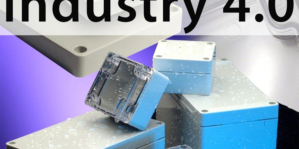 Industrial enclosure targets Industry 4.0