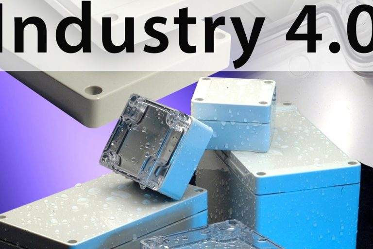 Industrial enclosure targets Industry 4.0
