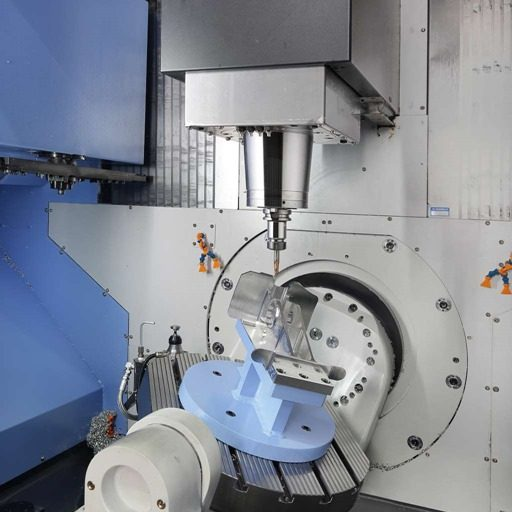 Five-axis machine demonstrates aerospace precision