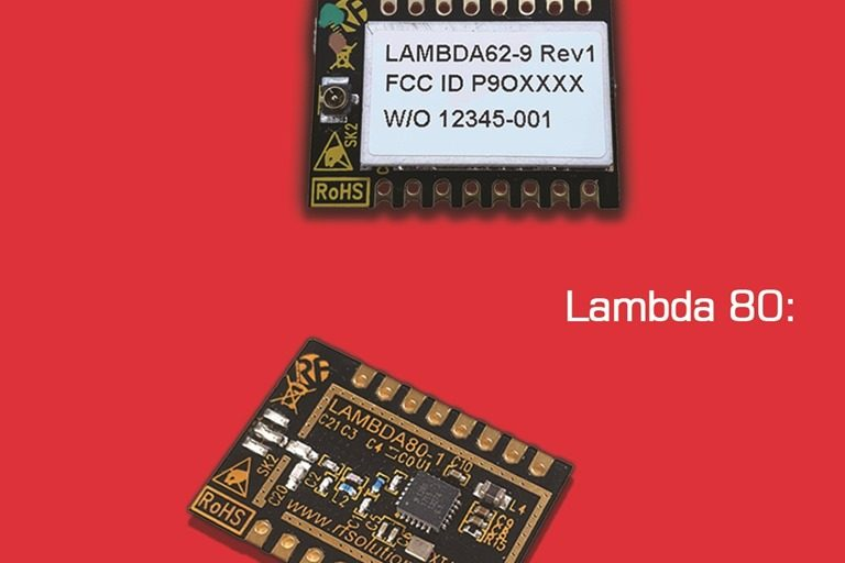 Wireless RF modules inspire new applications