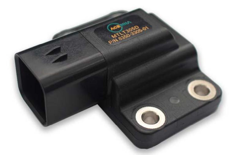 Sensor module provides 3D data for vehicles