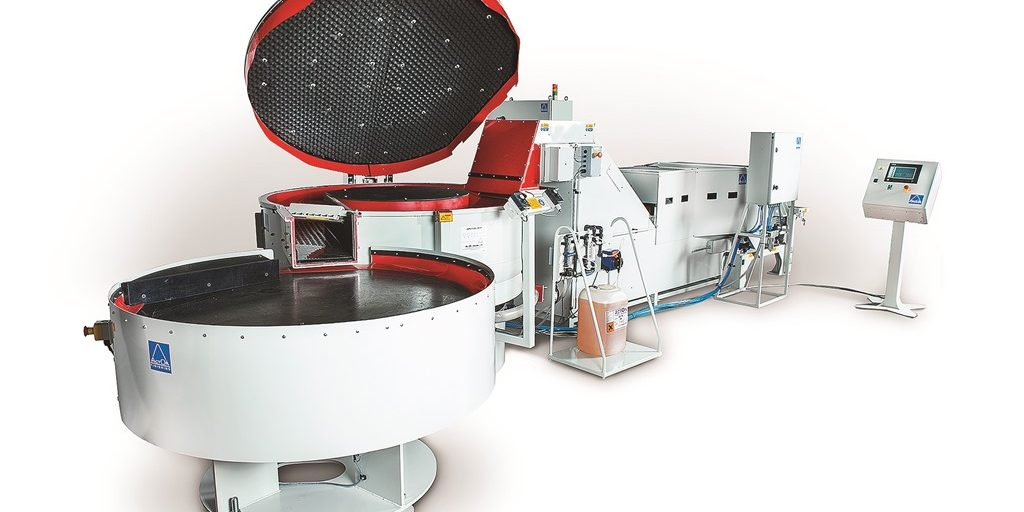 Sub-contract services complement finishing machinery