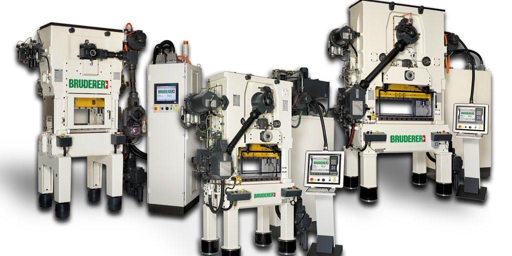 Competitively priced refurbished presses from Bruderer UK