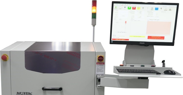 Laser marking from Nutek operates on varied materials