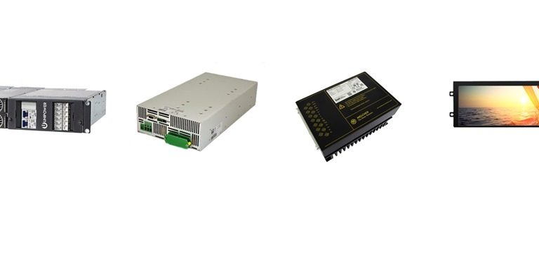 Relec showcase ready to integrate power supplies and displays