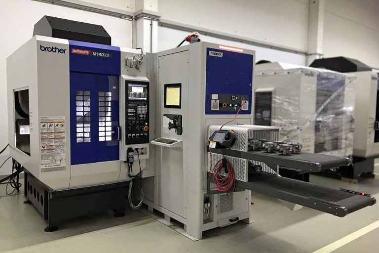 Five-axis centre from Whitehouse Machine Tools removes non-productive time