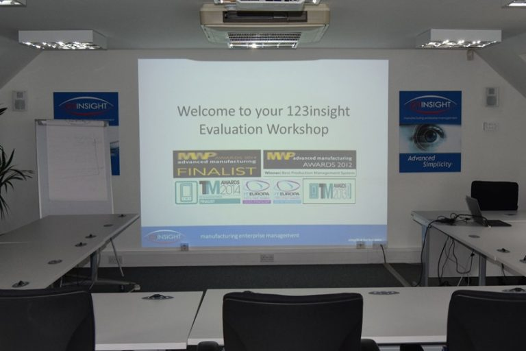Roadtest your MRP solution with 123insight