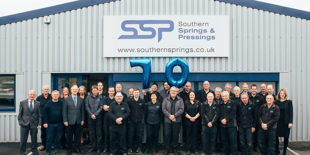 Investments at Southern Springs and Pressings see new tool design office