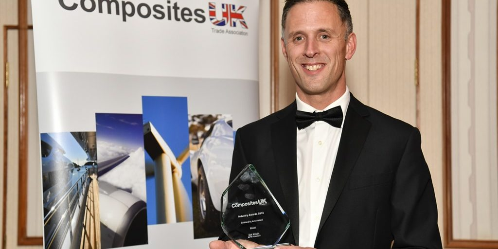 Ben Wilson appointed chairman of Composites UK