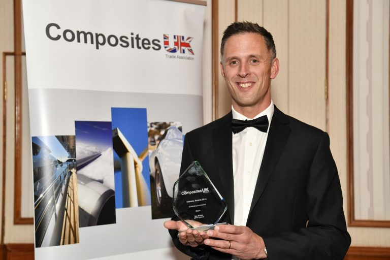 Ben Wilson appointed chairman of Composites UK