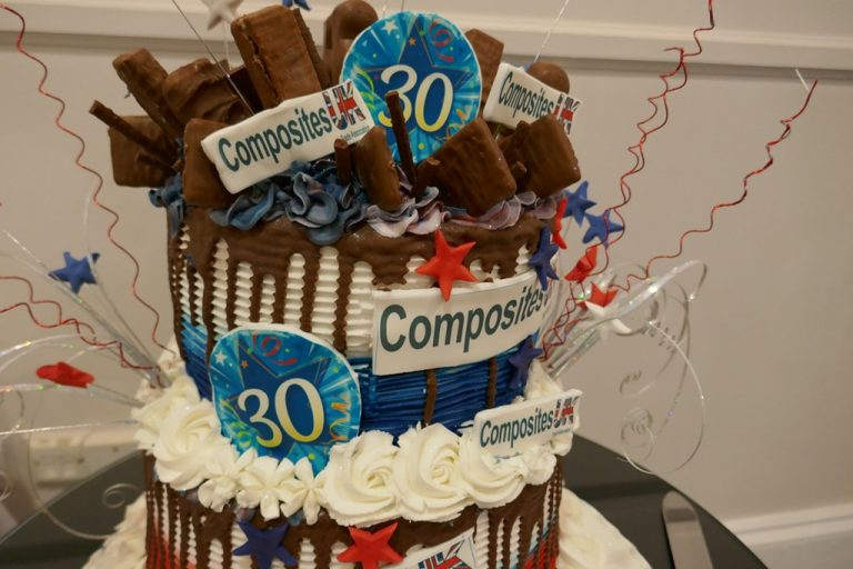 Composites UK Turns 30