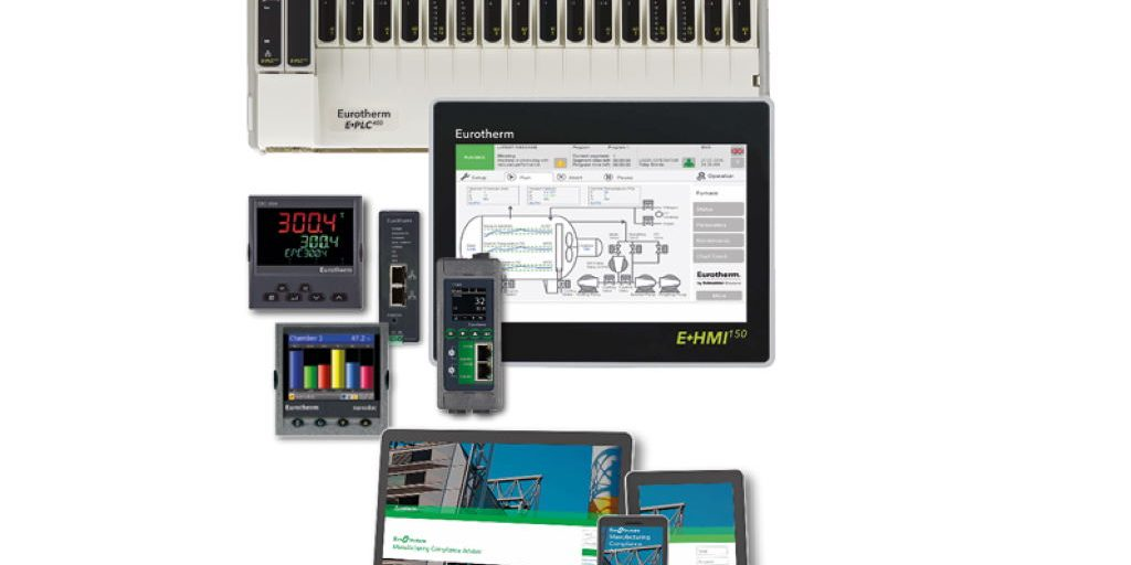 Smart automation from Eurotherm brings efficiency