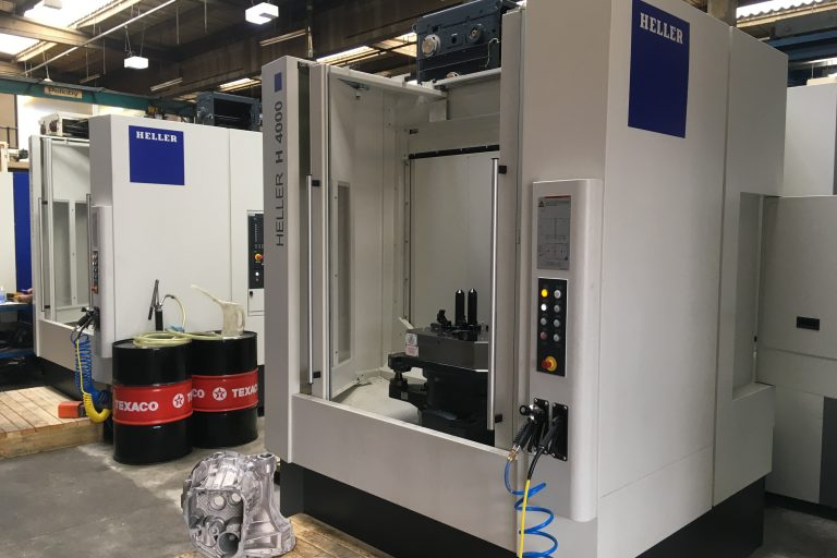 Investment boosts machining output at M J Allen