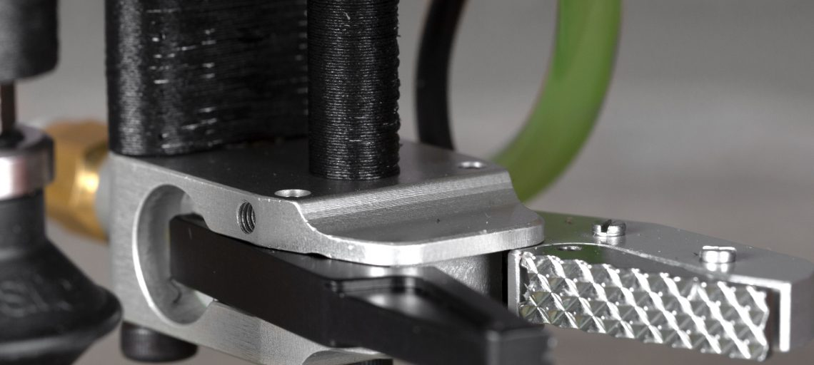 3D printing from Rutland is based on injection moulding skills