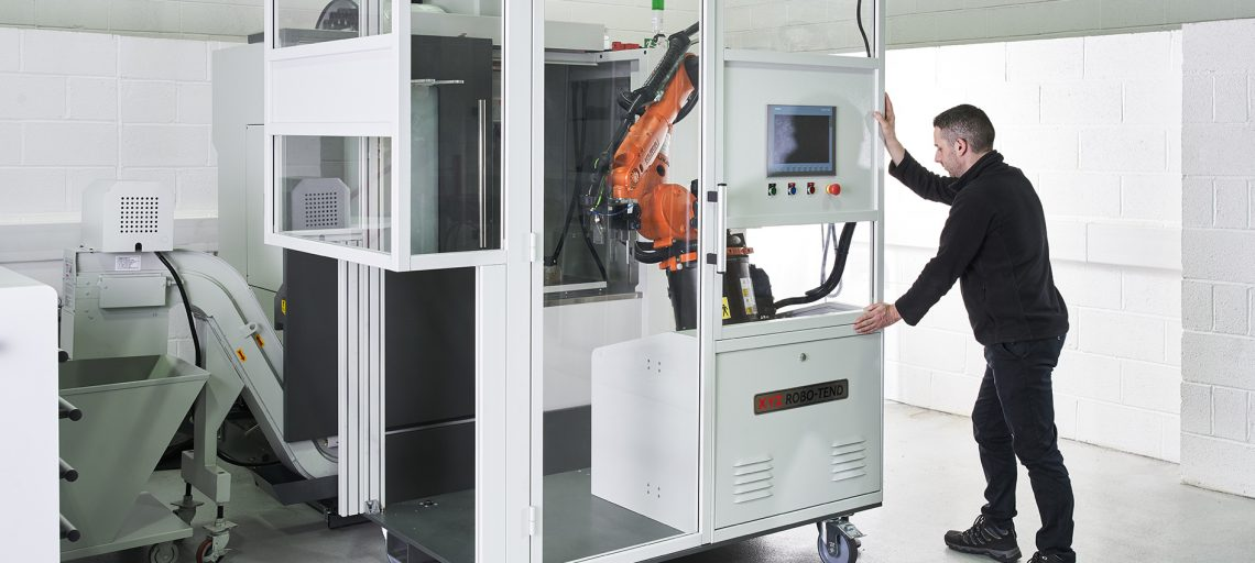 XYZ Machine Tools brings automation within reach