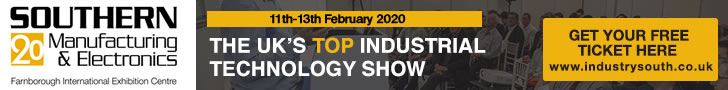 See us at Southern Manufacturing & Electronics 2020