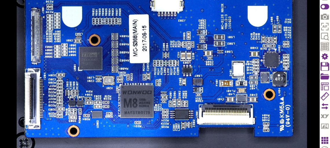 App from Ash Technologies inspects multiple PCBs