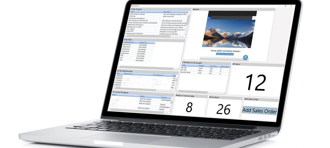 E-Max Systems adds new financial functionality to its ERP software