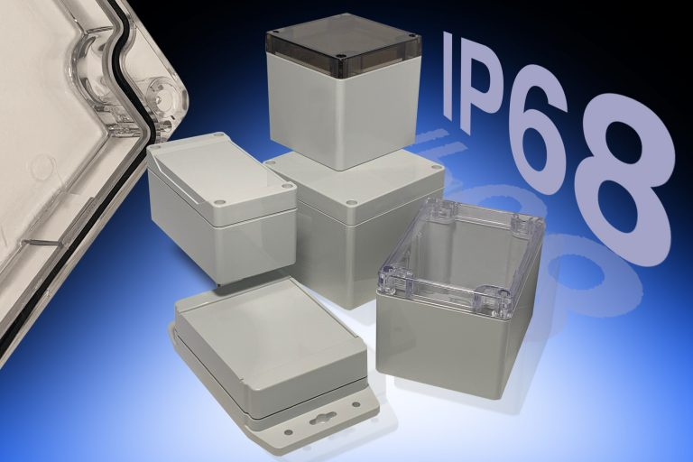 Application-specific enclosures demonstrate Hammond's in-house capabilities