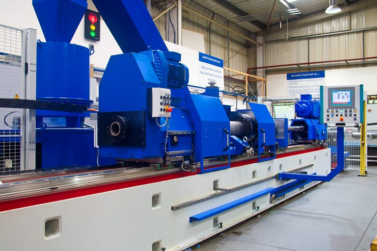 £1m birthday present for Perfect Bore shortens lead time