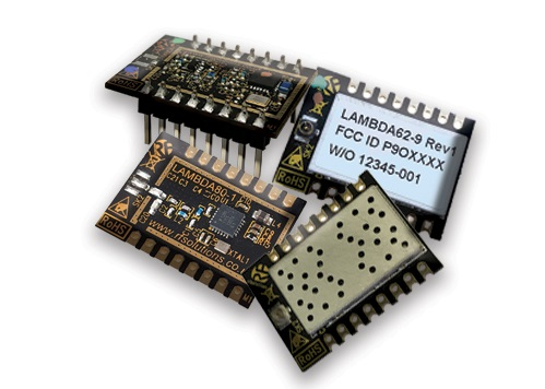 LoRa RF modules highlighted by RF Solutions