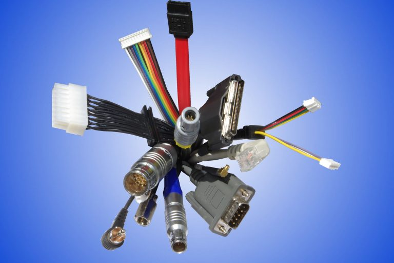 Connector selection from Selwyn Electronics includes waterproof versions