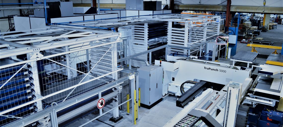 Washington Metalworks manages projects from concept to delivery