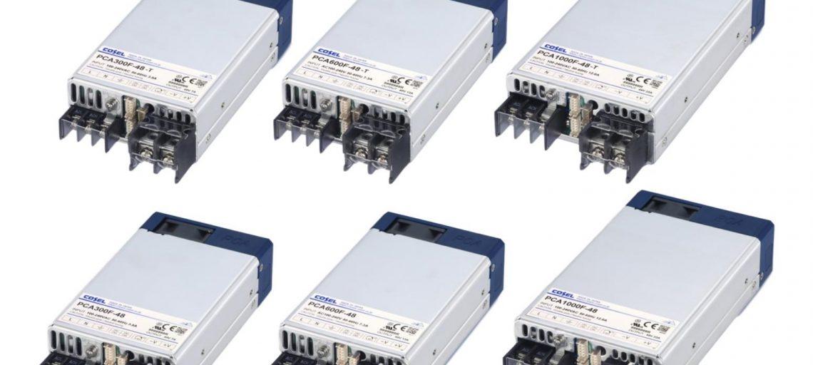 Power supplies from Cosel Europe meet IoT demands