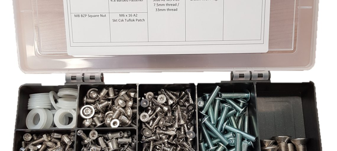 Righton Fasteners offers bespoke kitting service