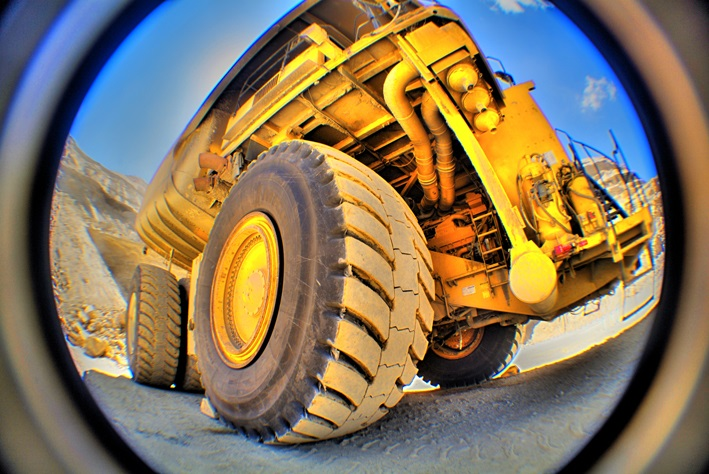 RVL keeping the big wheels turning