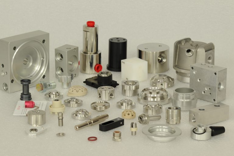 Suntium offers CNC machining by courier