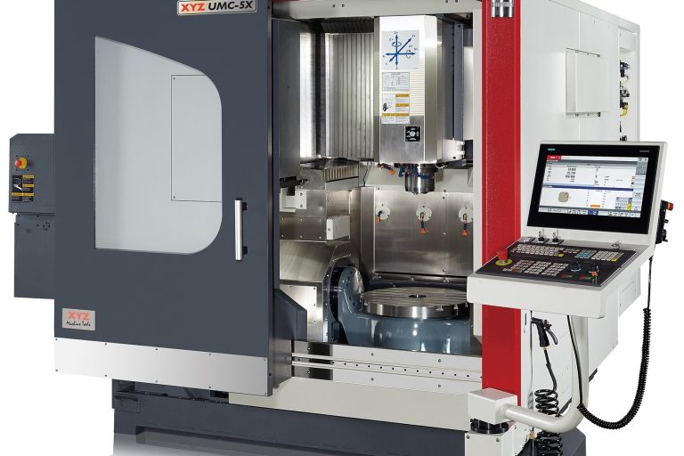 XYZ Machine Tools supporting manufacturers of medical equipment
