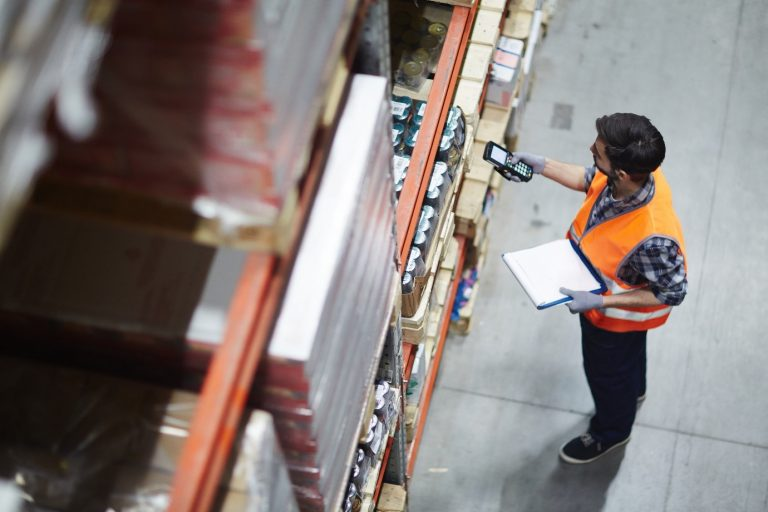 How Rugged Barcodes Are Essential for the Warehousing & Logistics Industry